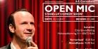 Open Mic - Comedy-Show Pu