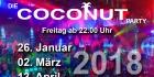 Coconut Party,freitag, 26