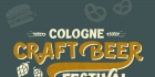 Craft Beer Festival Colog
