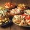 Tapas und andere Ideen für das kleine Buffet der Vorspeisen in Bergisch Gladbach
