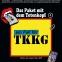 Das Vollplaybacktheater präsentiert: TKKG - Das Paket mit dem Totenkopf