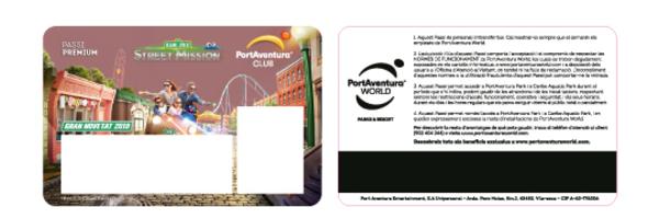 Passi premium 2019