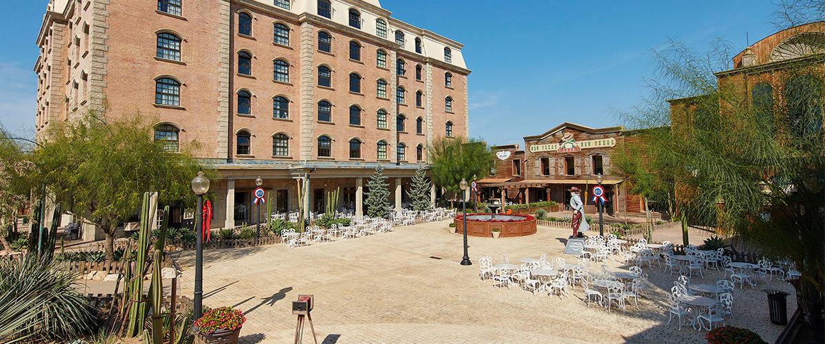 Hotel gold river portaventura world - Hotel salou port aventura ...