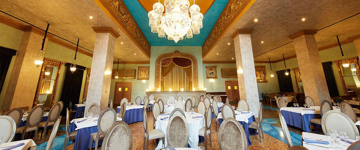 HOTEL GR RESTAURANTE GRAND OPERA