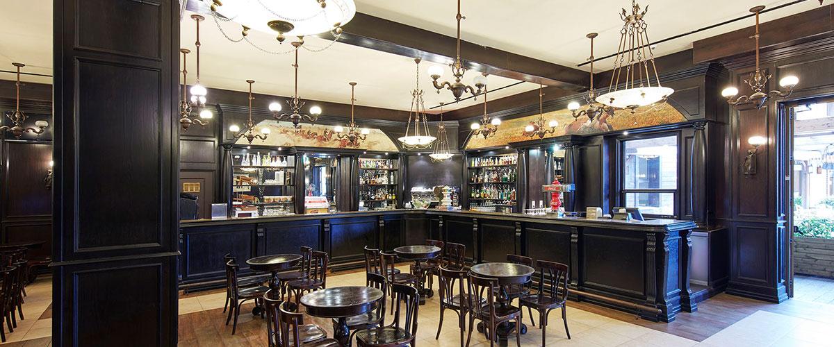 HOTEL GR RESTAURANTE LOBBY BAR