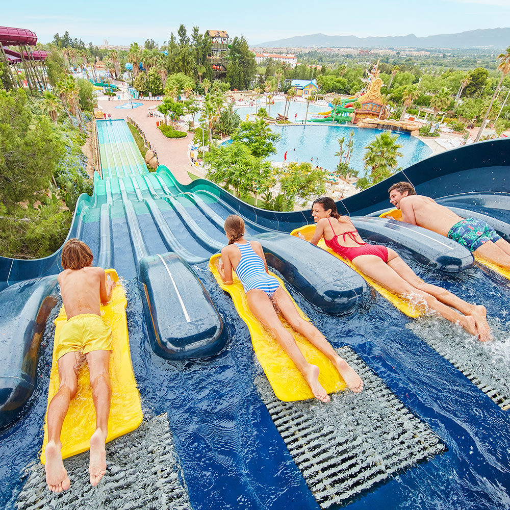 PortAventura Caribe Aquatic Park PortAventura World - Billet port aventura groupon