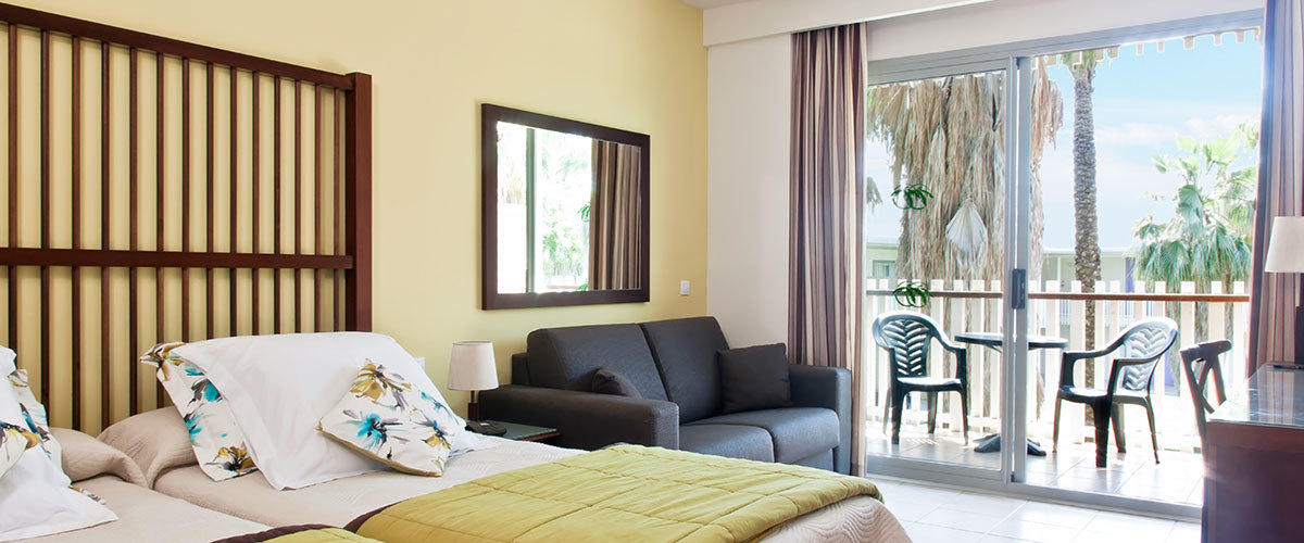 Habitacin Hotel Caribe PortAventura World