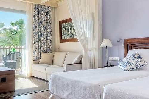 HOTEL CA ROOM DELUXE CLUB SAN JUAN 5