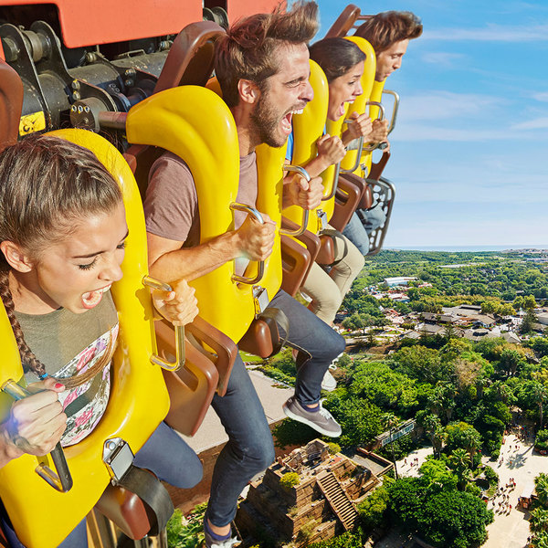Dragon Khan Attractions Portaventura World