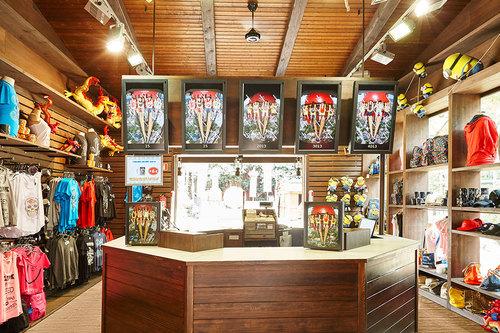 Hurakan Condor Shop - México PortAventura