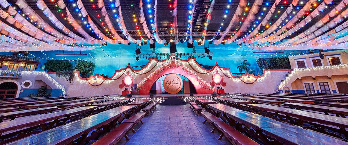 La Cantina - Restaurantes Mexico