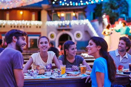 La Cantina - Restaurantes México