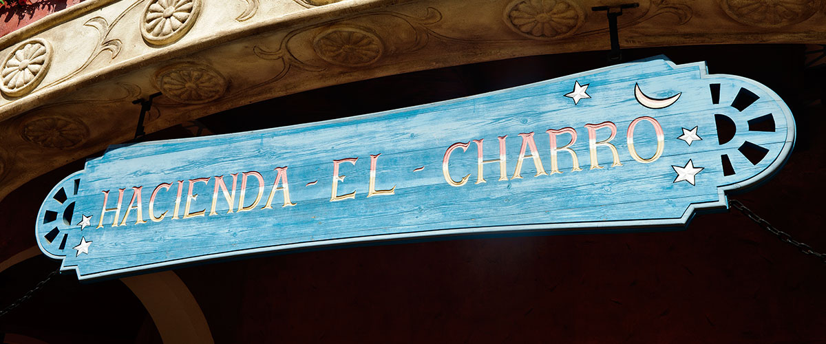 Hacienda el Charro - Mexico