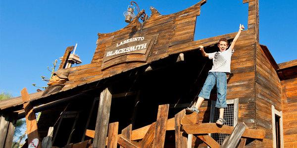 Laberinto Blacksmith - Far West
