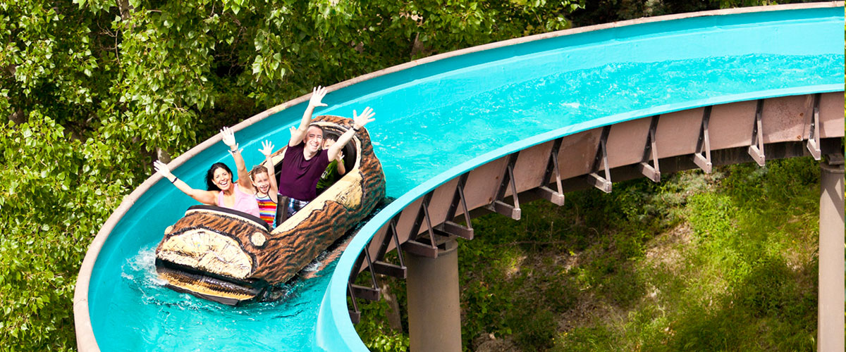Silver River Flume - Far West