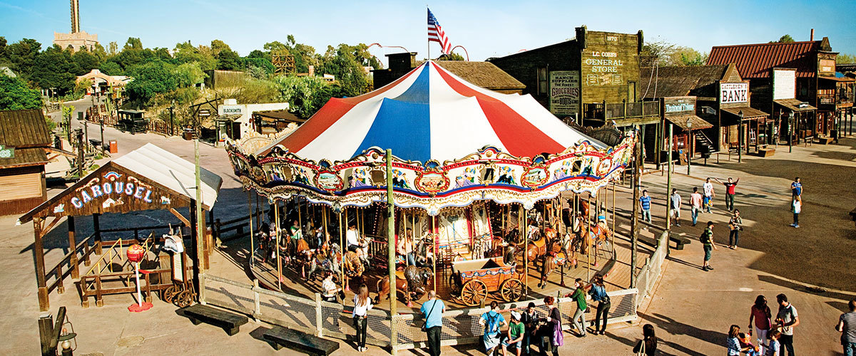 Carousel - Far West