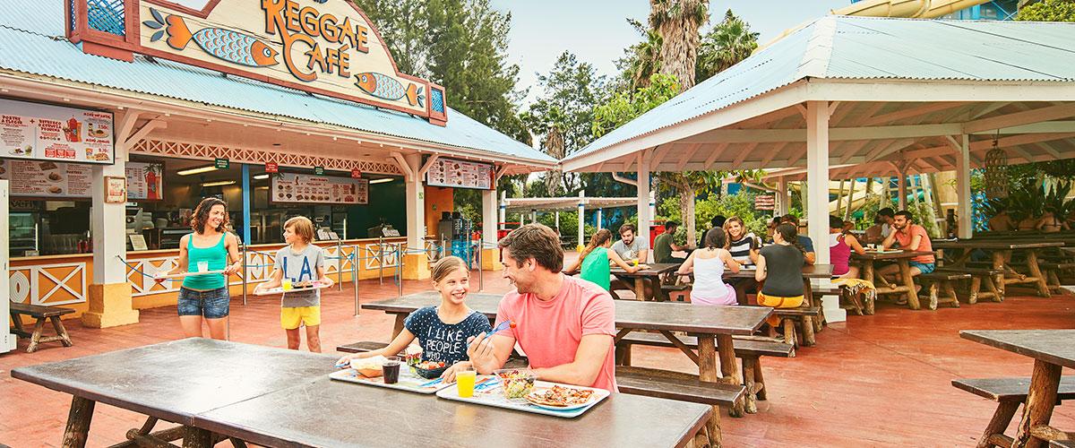 Reggae Café Restaurante - Caribe Aquatic Park