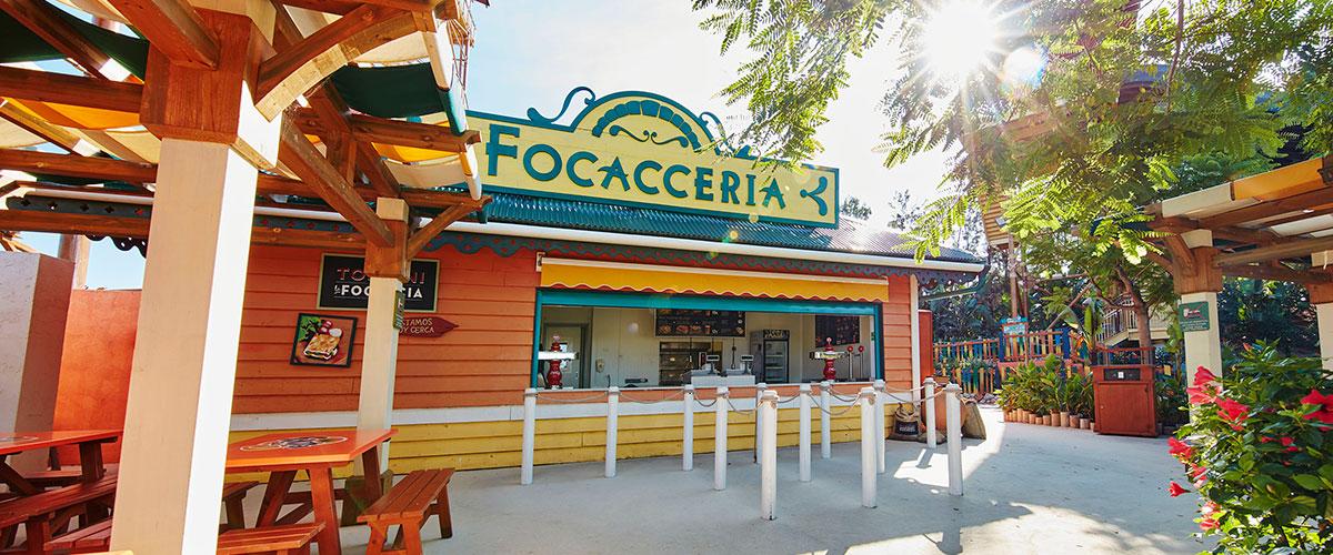 Foccaceria - Restaurantes