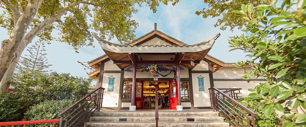 Lotus Palace - Tiendas