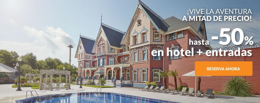 Promoción Hotel + Entradas