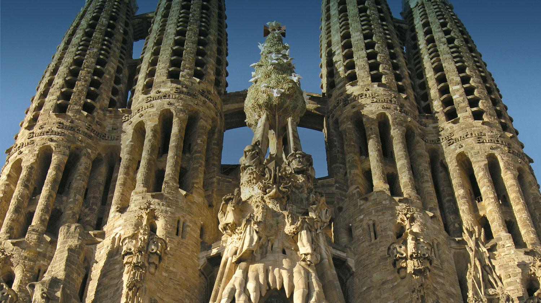 BCN Sagrada Familia