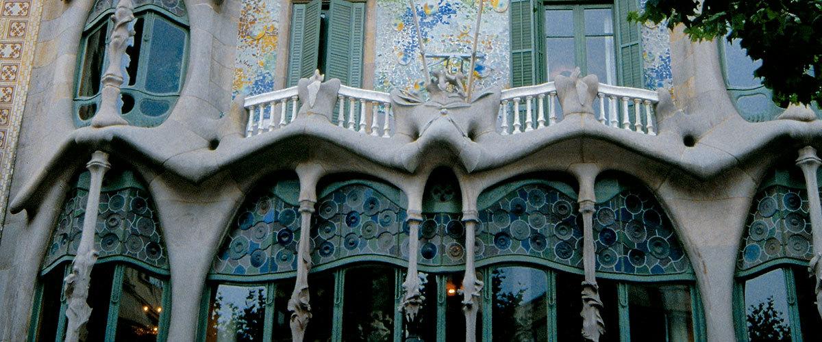 Barcelona - Casa Batllo - Carrusel1