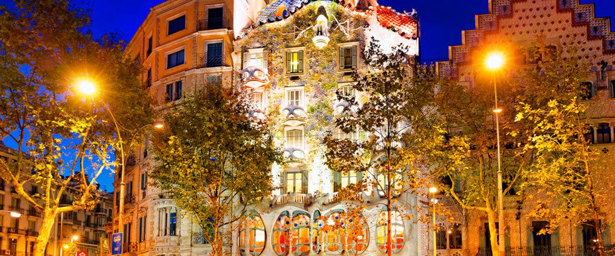 Barcelona - Casa Batllo - Carrusel2