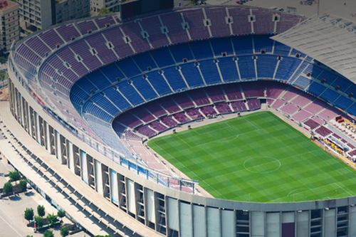 Barcelona - FCB - Cabecera