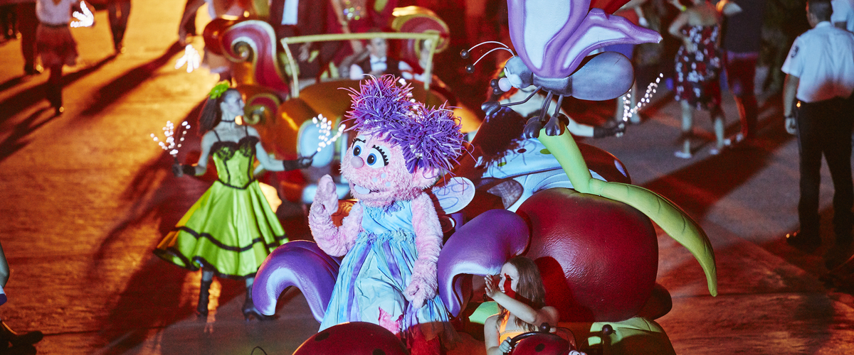 Espectáculo PortAventura Parade PortAventura