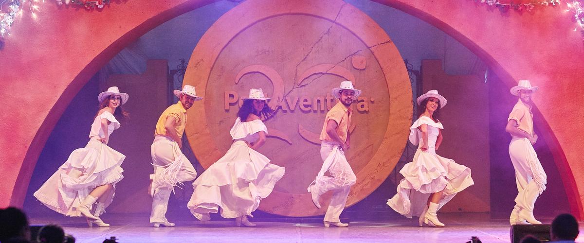Espectáculo Viva Mexico PortAventura