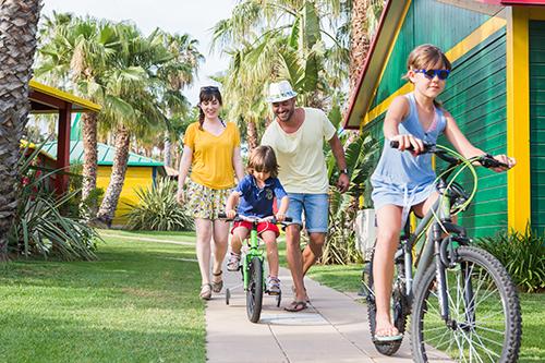 Hoteles y Campings Asociados - Sangulí