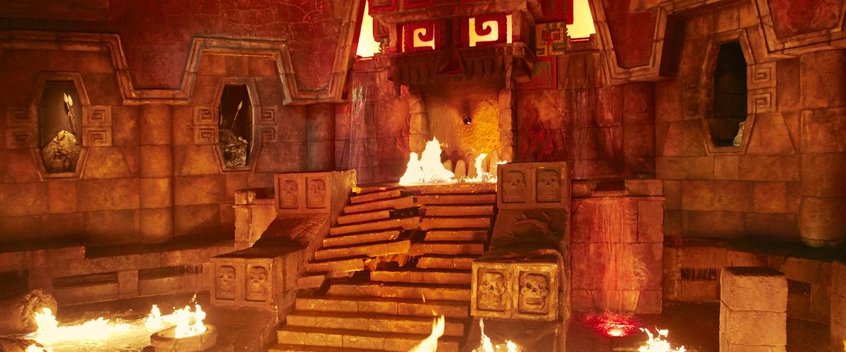 Templo Del Fuego Portaventura