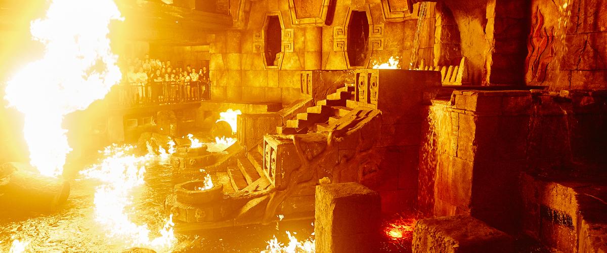 Templo del Fuego