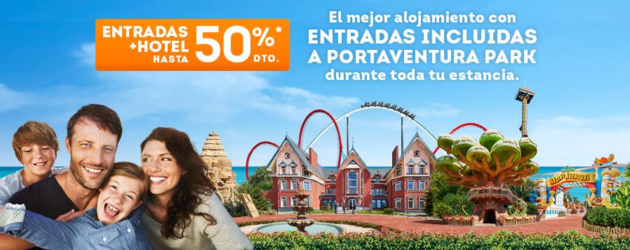 Banner Home 50% Entradas incluidas - Junio