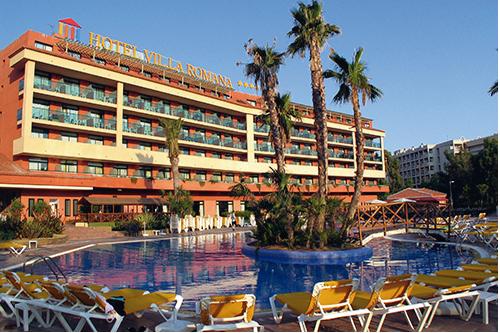 Vil·la Romana - Hoteles y Campings Asociados
