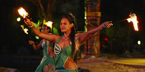Shows - Noches de Fuego en Tahití