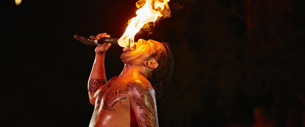 Shows - Noches de Fuego en Tahití 1