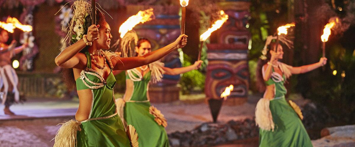 Shows - Noches de Fuego en Tahití 2