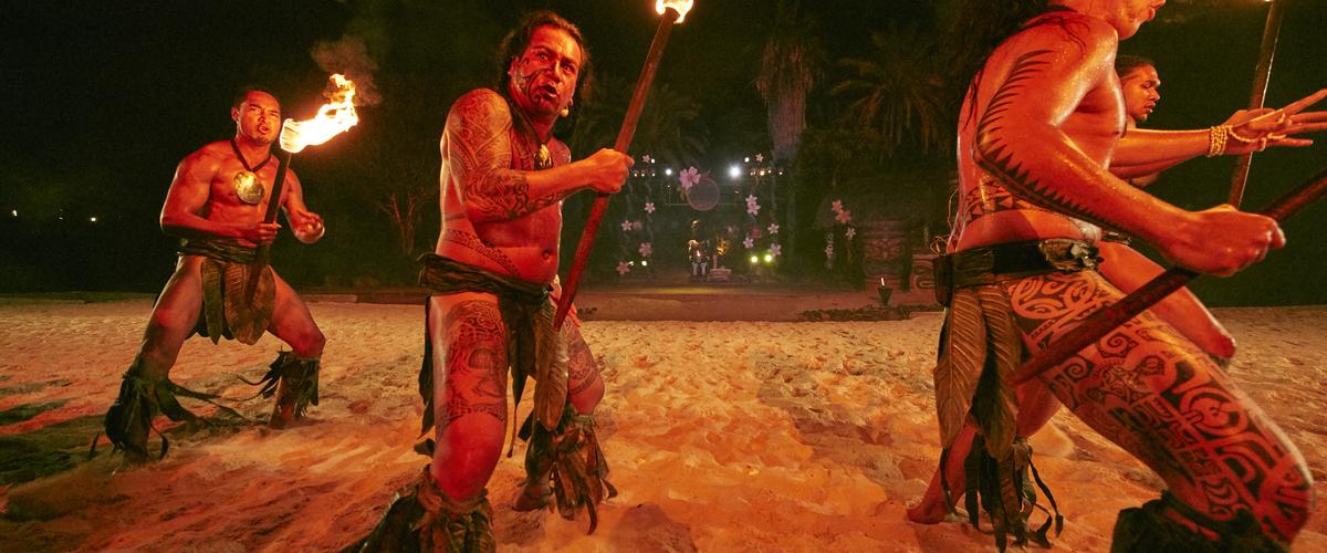 Shows - Noches de Fuego en Tahití 4