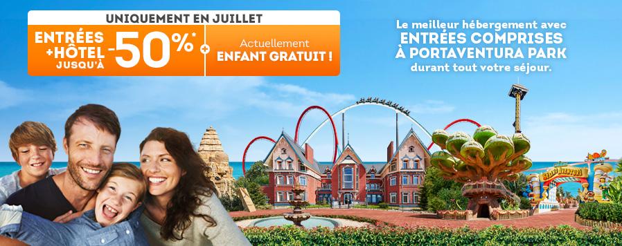 Mosaico Home Entrada + Hotel 50% / Niño Gratis - Julio (fr)