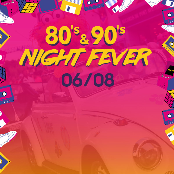 Noche Blanca - Night Fever - landing promo inferior
