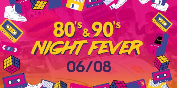 Noche Blanca - Night Fever - landing promociones