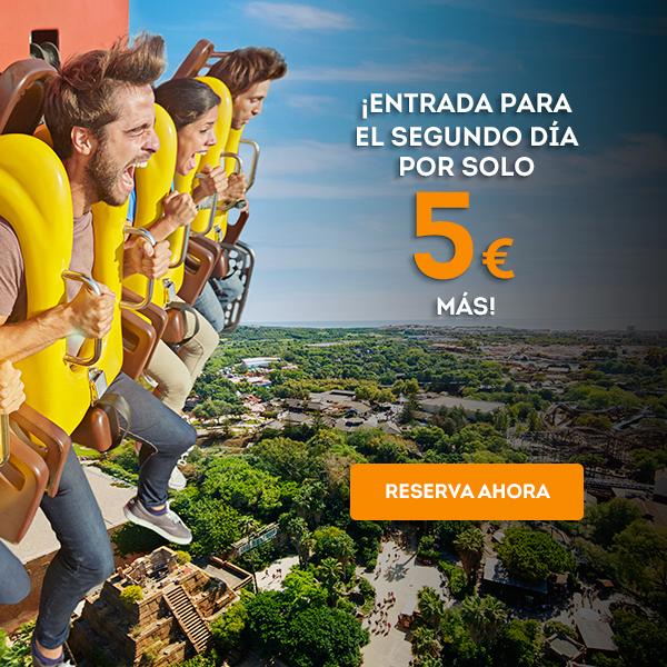 Home - Mosaico - Promo 5€ más