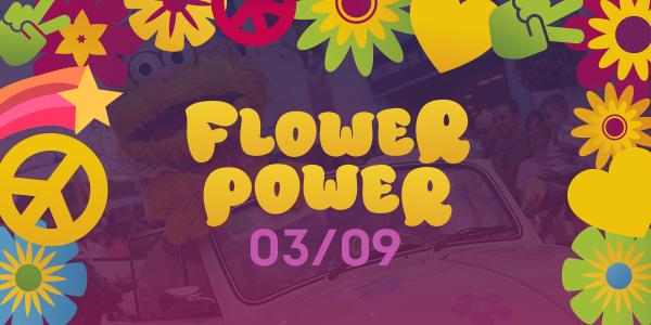 Noche Blanca - Flower Power - landing promociones