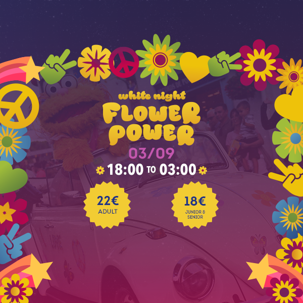 Noche Blanca - Flower Power - Home (en)