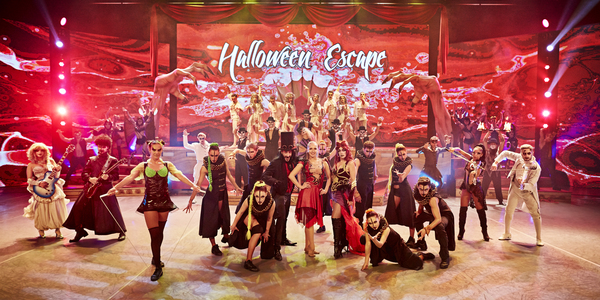 Espectáculos Halloween - Halloween Escape