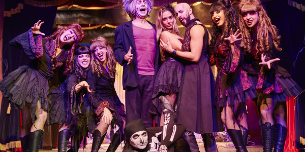 Espectáculos Halloween - Vampires
