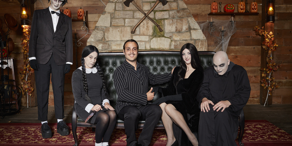 Espectáculos Halloween - La Posada de la Familia Halloween