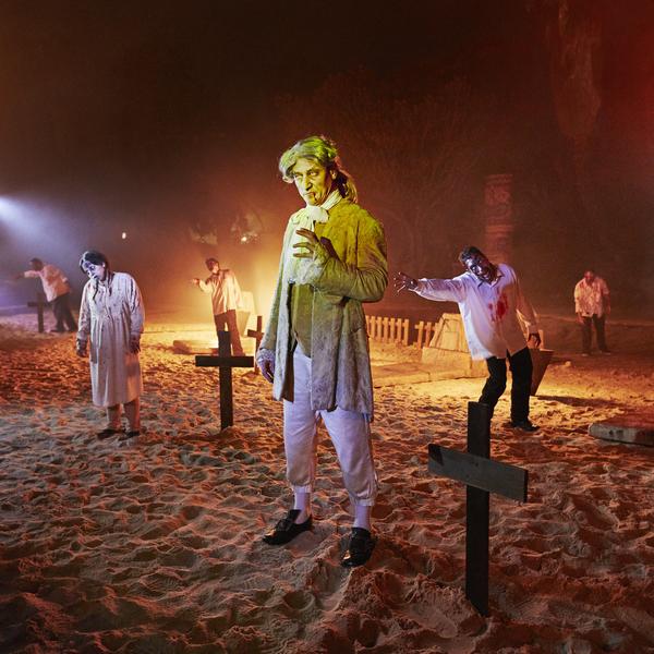 Selva Miedo Halloween PortAventura