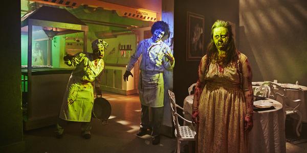 Espectáculos Halloween - REC Apocalipsis